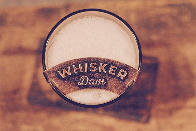 No shame it the foam game. Drink up!!! #whiskerdam #beer #beard #craft #mustache #drinks #friday #bestofday