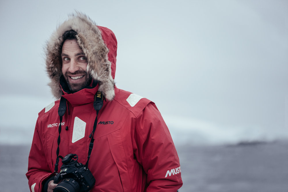 Joseph Michael in Antarctica.jpg
