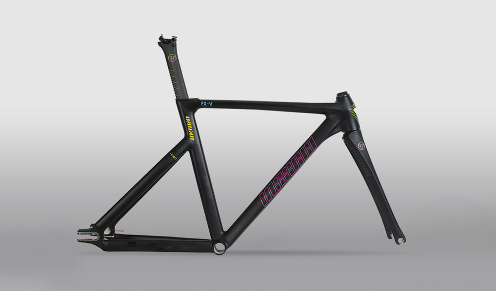 Frames and Components — Unknown Bike Co.