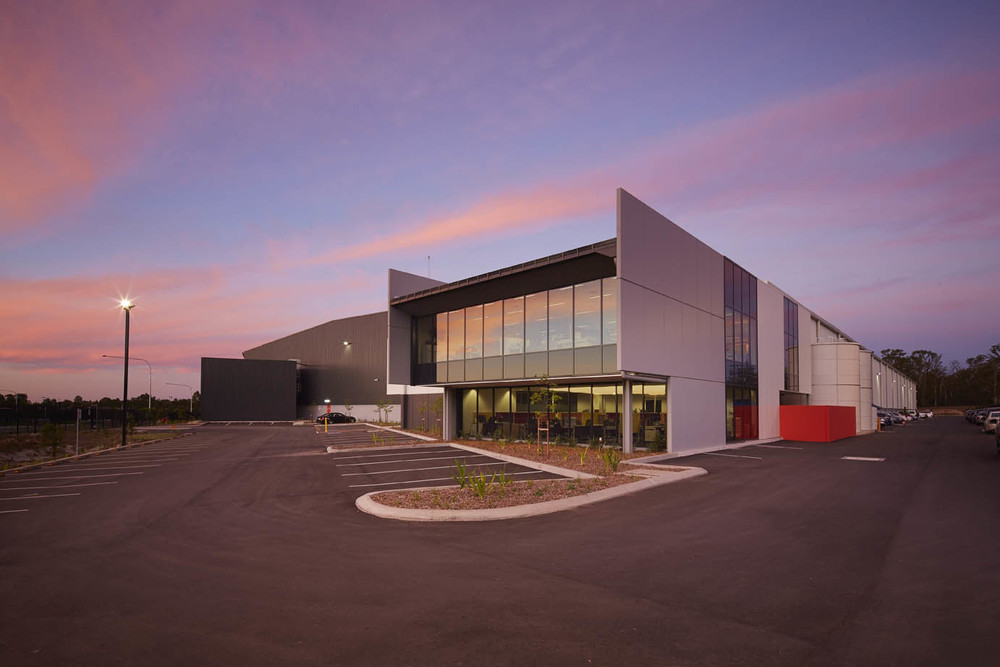 OfficeMax Logistics Warehouse  Eastern Creek, NSW  22,000m2 Client: Australand
