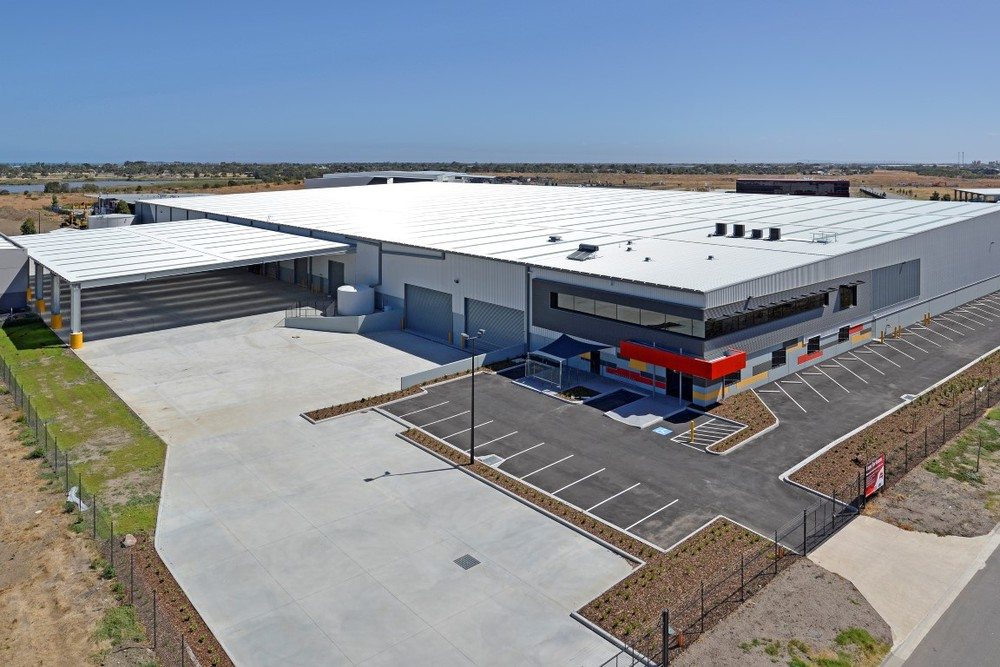 Prolife & Spec Warehouse  Altona, VIC  28,000m2 Client: Australand