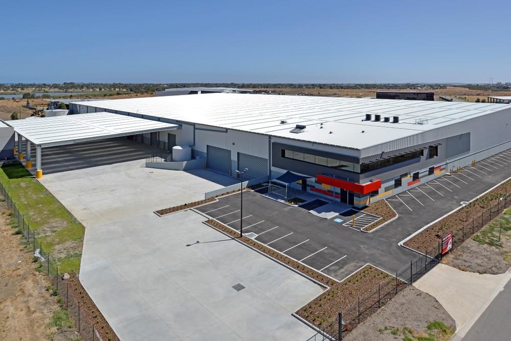 Prolife & Spec Warehouse  Altona, VIC  28,000m2 Client: Australand
