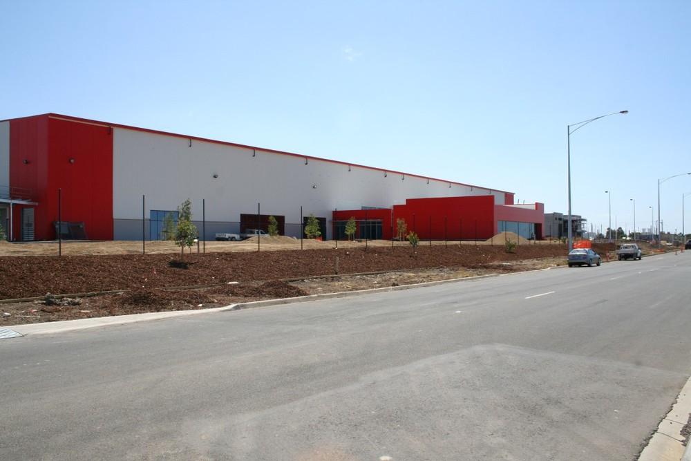Australia Post Parcel Facility  Altona, VIC  Client: Pellicano Builders