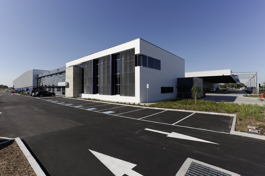 Trimas Factory  Keysborough, VIC  Client: Australand