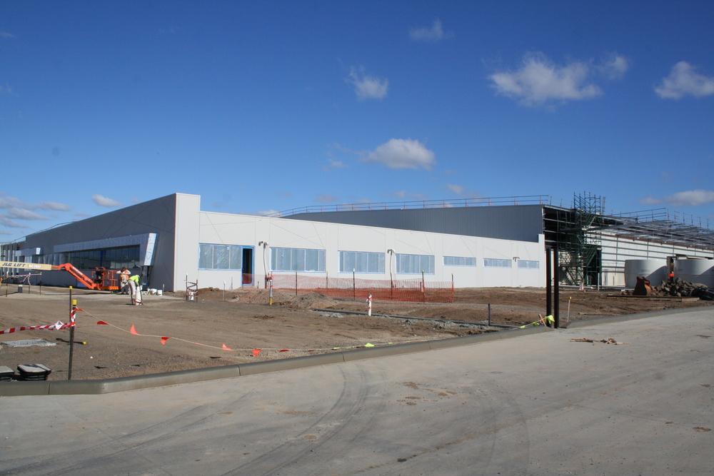 Altshul Printing Facility  Derrimut, VIC  Client: Australand