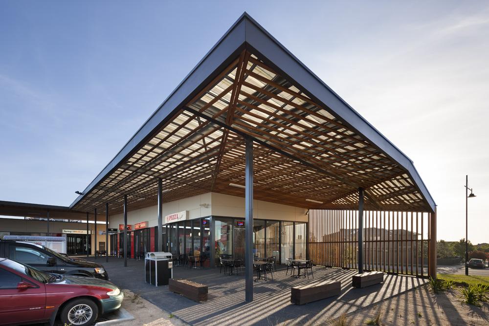 Springhill Shopping Centre  Cranbourne, VIC  Client: Australand
