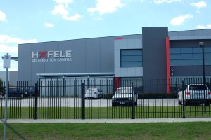 Häfele Distribution Centre  Dandenong South, VIC  12,000m2 Client: Cojo Group