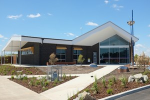 Selandra Rise Childrens Centre  Cranbourne East, VIC  Client: City of Casey