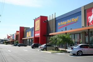 Moorabbin Retail Supercentre  Moorabbin, VIC  Client: Pellicano Builders