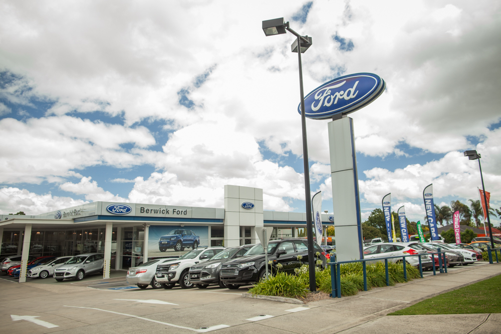 Nutter Ford  Berwick, VIC  Client: Nutter Ford