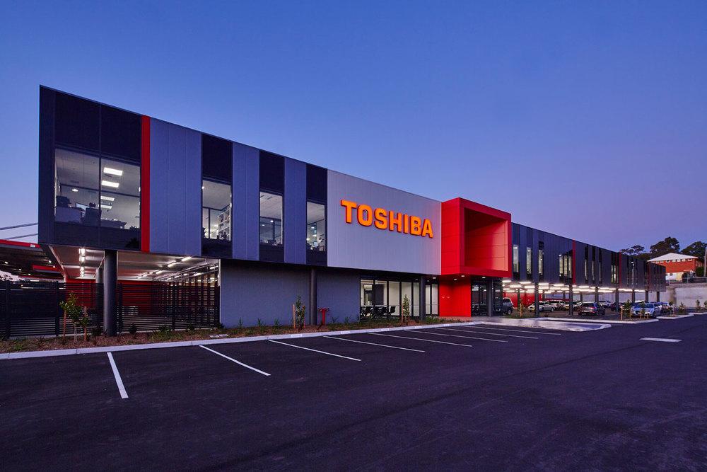 Toshiba & Australian Geographic  Winston Hills, NSW  Client: Australand