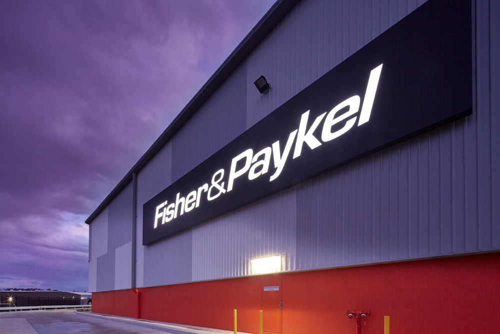 Fisher & Paykel Warehouse  Eastern Creek, NSW  25,000m2 Client: Australand