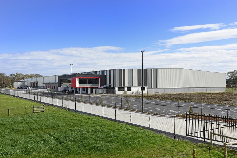Miele Warehouse  Keysborough, VIC  15,500m2 Client: Australand