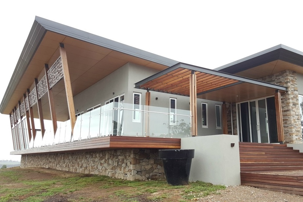 Beenak East Road   Gembrook, VIC   Builder: Lamble Builders