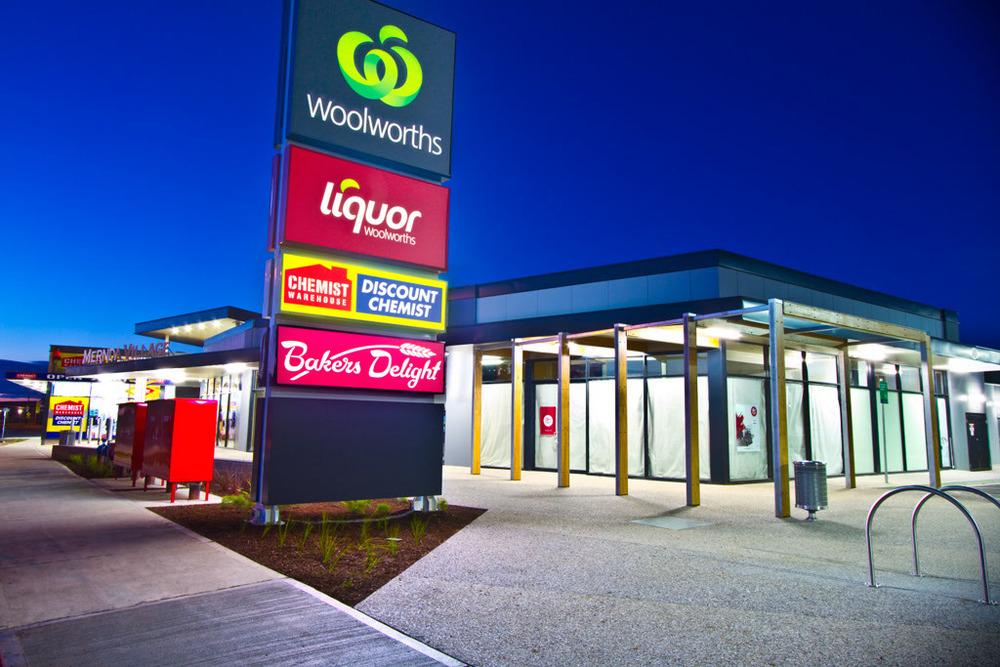 Mernda Village Shopping Centre   Mernda, VIC   Client: Vaughan Constructions