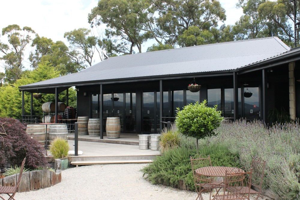 Forest Edge Restaurant   Gembrook, VIC   Architect: Studiothree Design