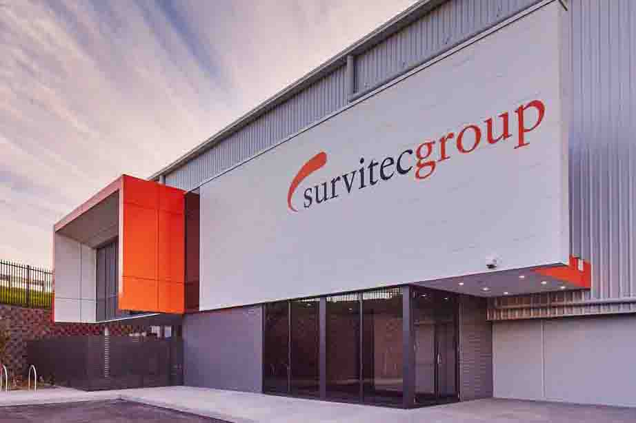 Survitec  Horsley Park, NSW 15,000m2 Client: Frasers Property