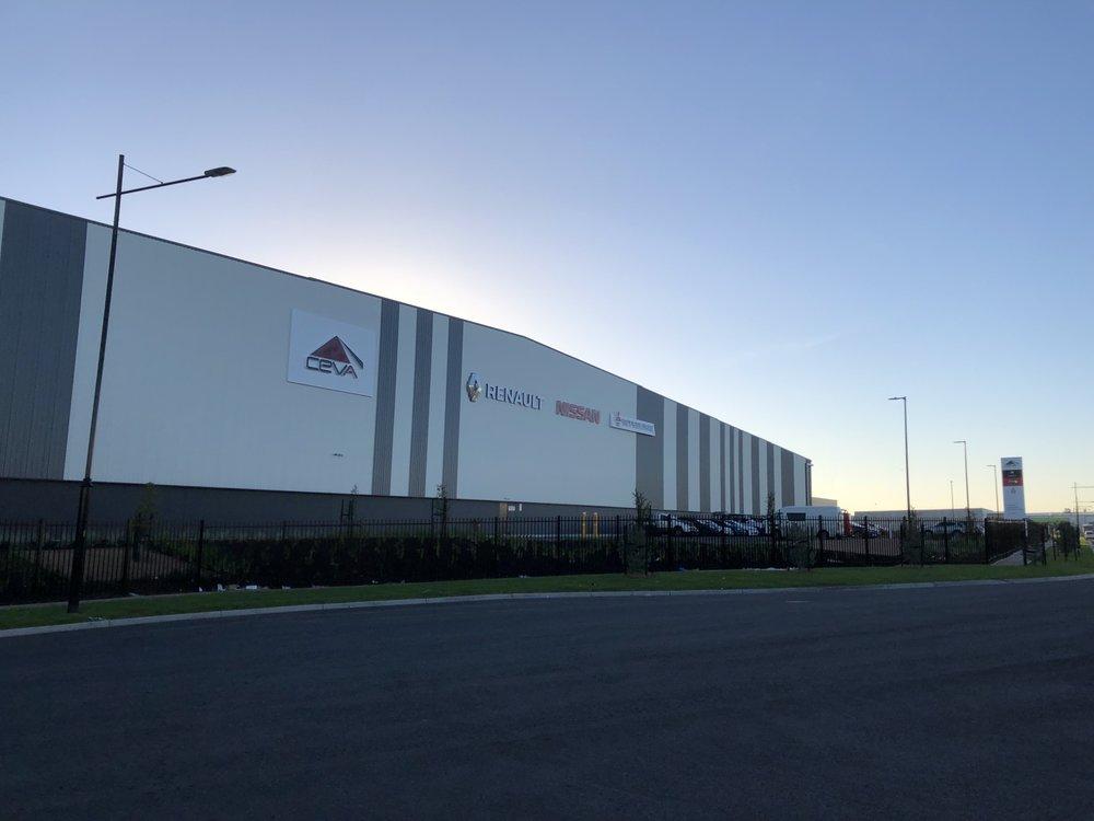 Ceva Nissan  Derrimut, VIC 26,000m2 Client: Frasers Property