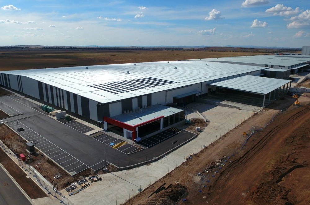 Ceva Alliance  Derrimut, VIC 40,500m2  Cl ient: Frasers Property