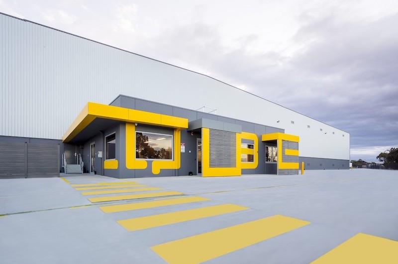Qube Logistics  Altona North, VIC  30,000m2   Client: Texco