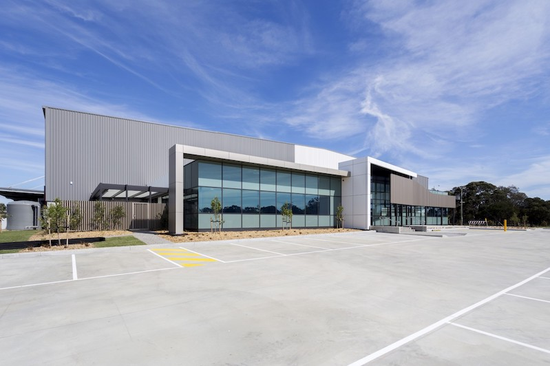Madad  Keysborough, VIC  9,000m2 Client: Texco