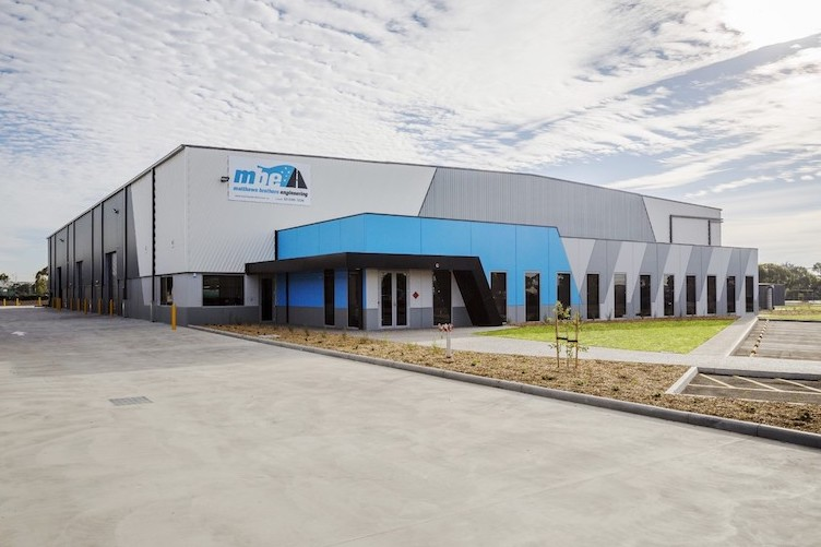 Matthew Brothers  Altona North, VIC 4,000m2  Client: Texco