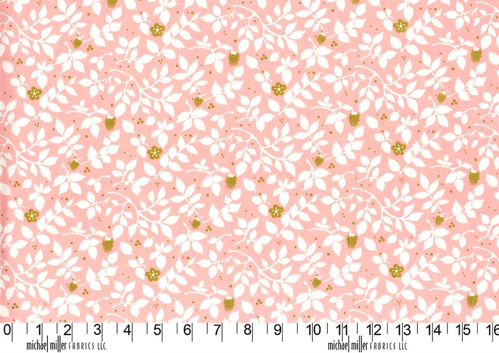 Brambleberry in Blossom