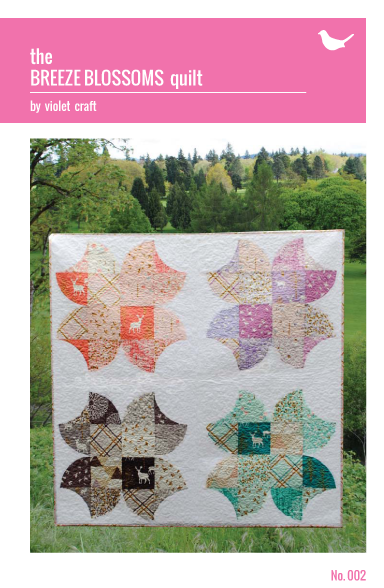 Breeze Blossoms Quilt