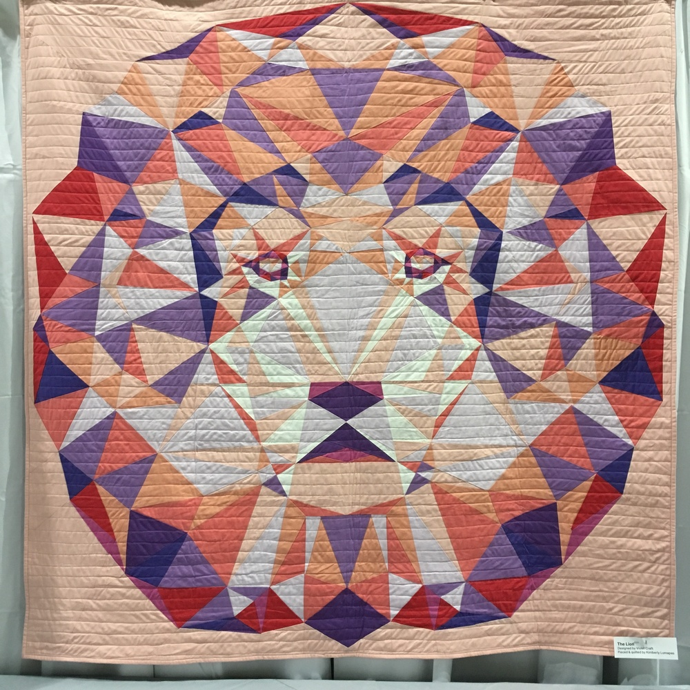 Violet Craft : lion quilt pattern - Adamdwight.com