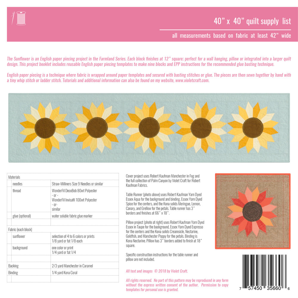 VC029_TheSunflowerEPP_back.jpg