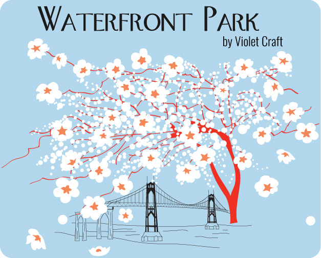 (2013) Waterfront Park - Out of Print