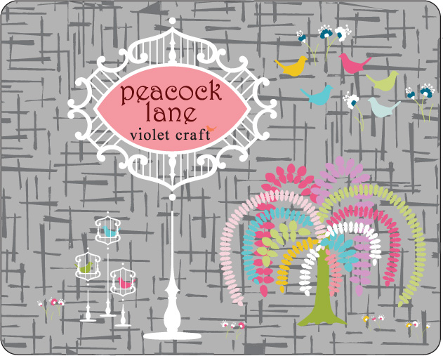 (2011) Peacock Lane - Out of Print