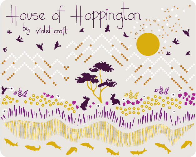 (2016) House of Hoppington - Out of Print