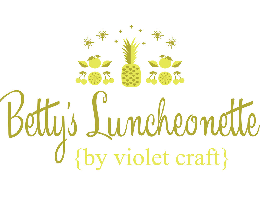(2019) Betty's Luncheonette - NEW!