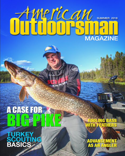 American Outdoorsman - Summer 2016 Angler's X Files with Rick Crozier Dare To Believe- Part 1 THE INTRODUCTION