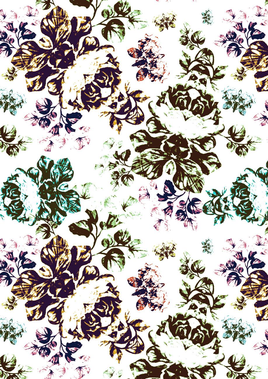 Repeating pattern design.