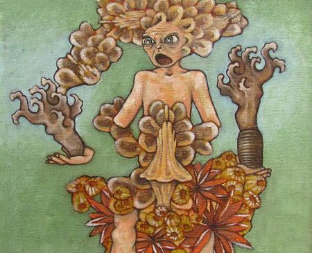 We all Scream for Icecream, oil on canvas, 2012.jpg
