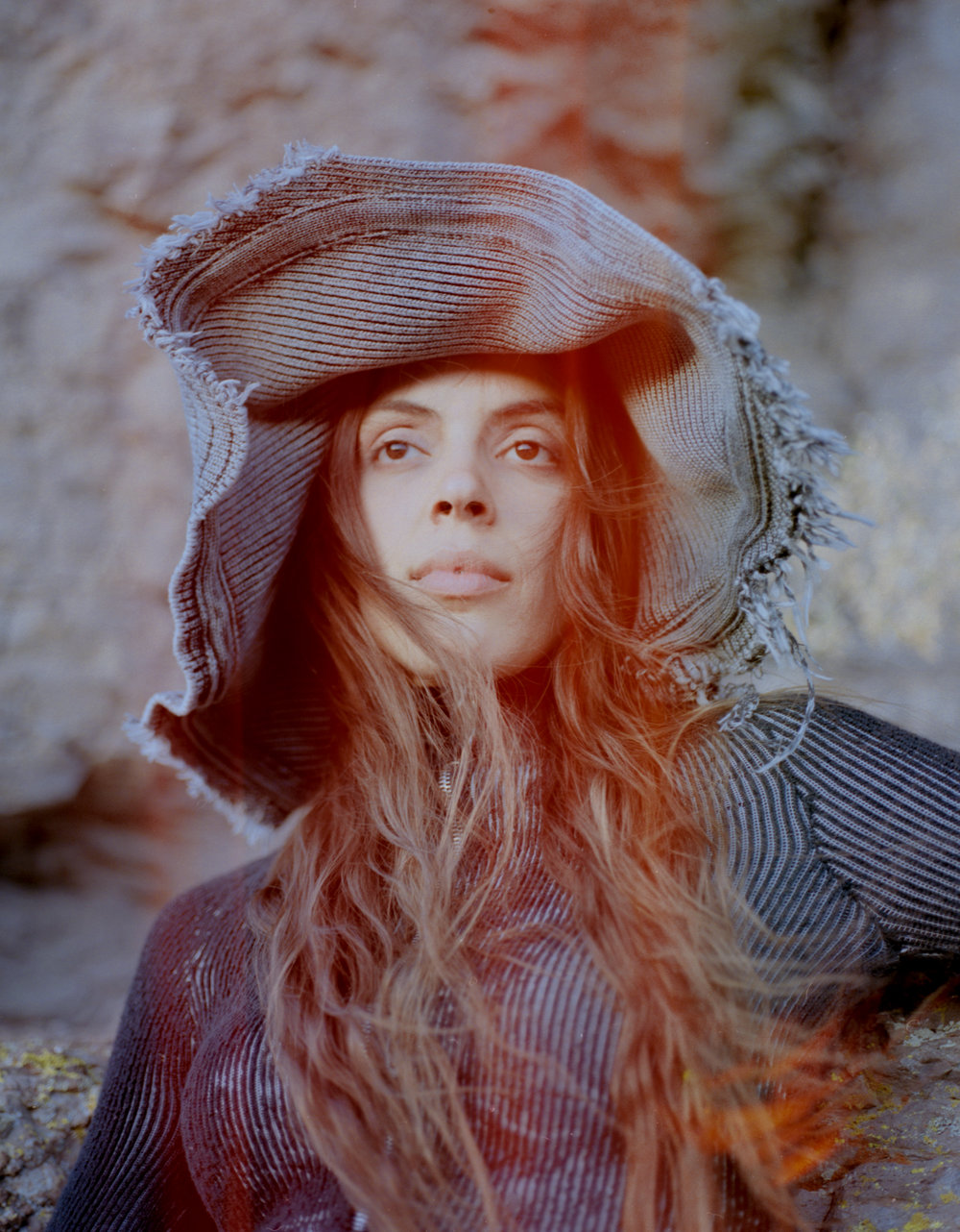 Julie Byrne photographed by Tonje Thilesen