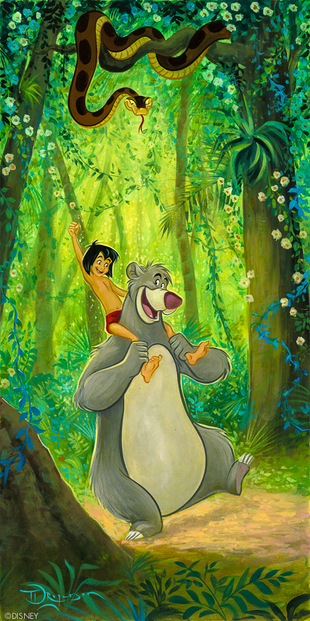 """BALOO'S BUDDY"""