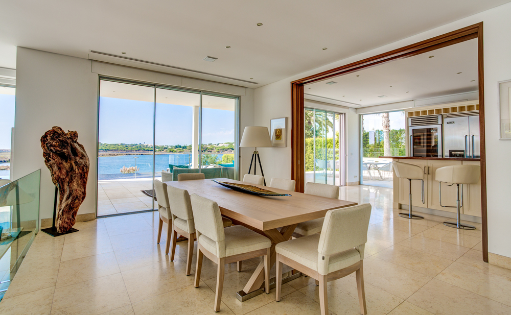 Villa Moon Sone, 5 bedroom prestige villa in Quinta do Lago, Algarve,dining room.jpg