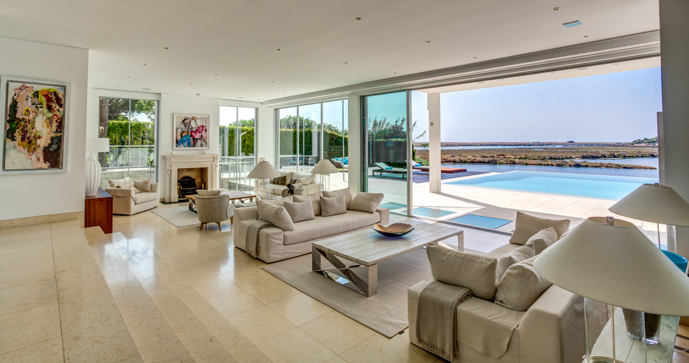 Villa Moon Sone, 5 bedroom prestige villa in Quinta do Lago, Algarve,lounge 3.jpg