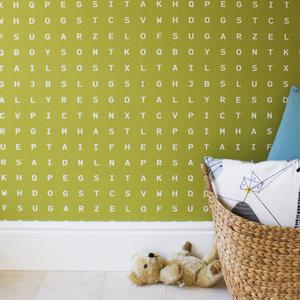 Sugar & Slugs Word Search Wallpaper, ...