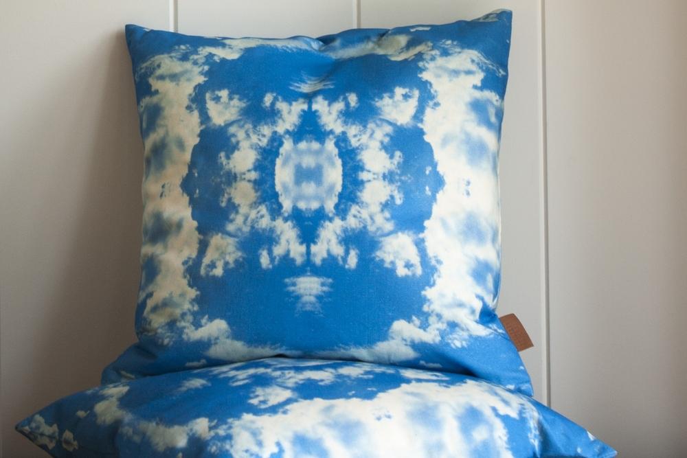 Cloud Rococo Cushion