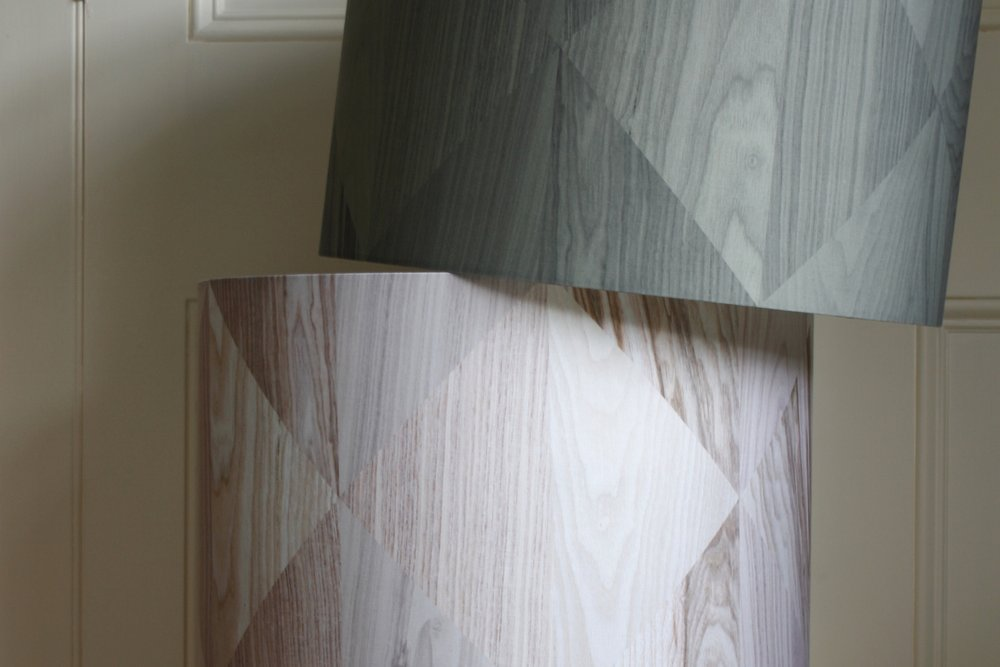Woodsman Lampshades from The Joinery Collection