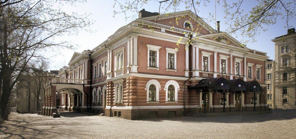 Aleksanterin teatteri, Vk group