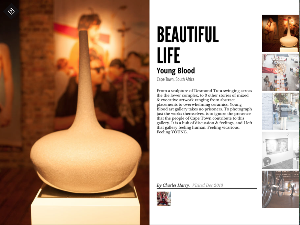 Review: Young blood