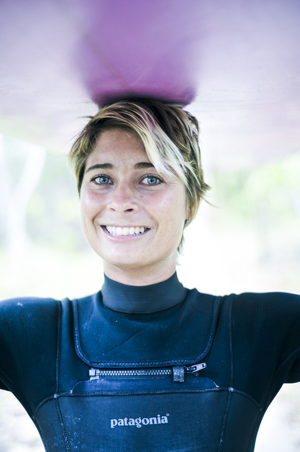 Surfer Belinda Bags