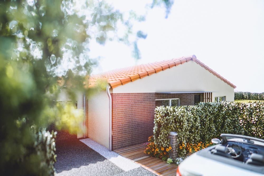 Maison n°05 (T5)