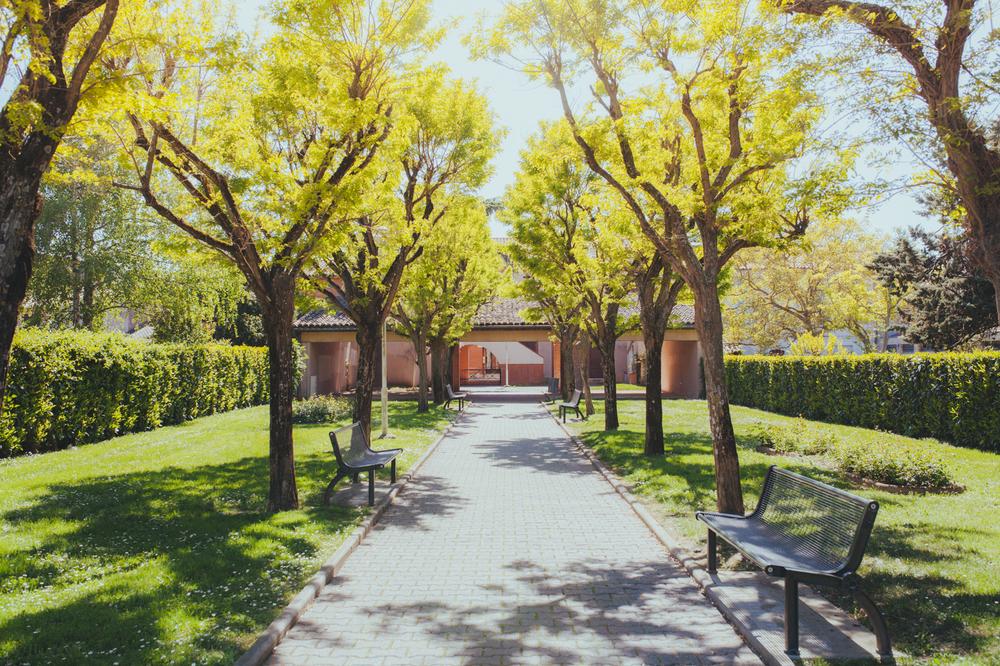 Promenade et verdure à Villeneuve-Tolosane