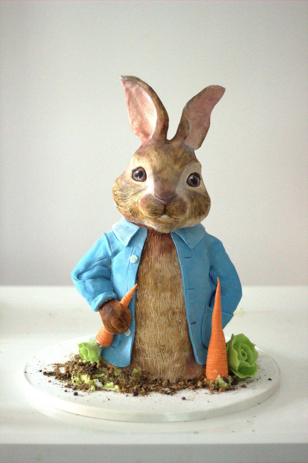 Peter Rabbit Cake made for Sony
